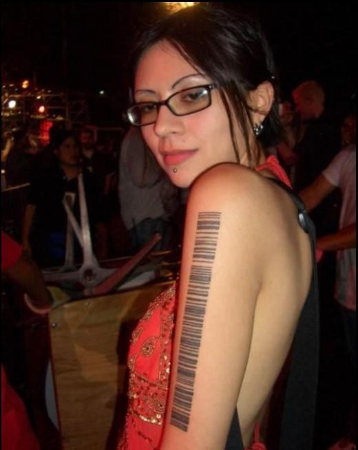 Barcode Babe 3